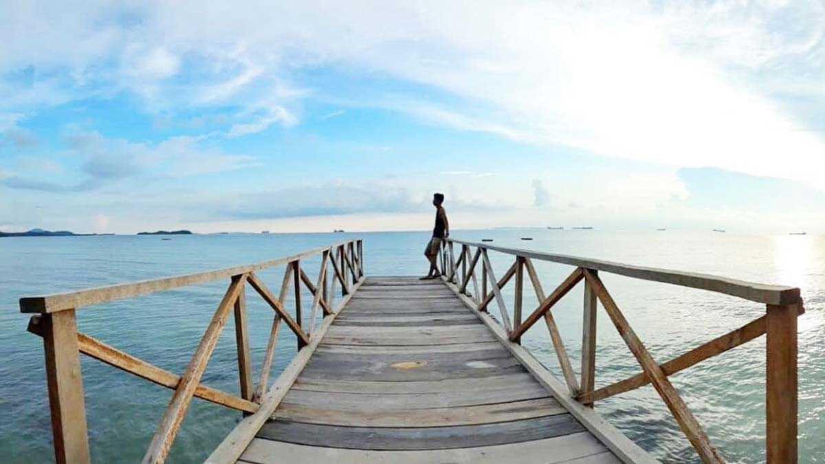 Spot Foto di Pantai Mirota