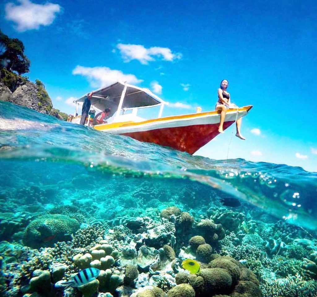 Snorkling Pantai Tanjung Bira