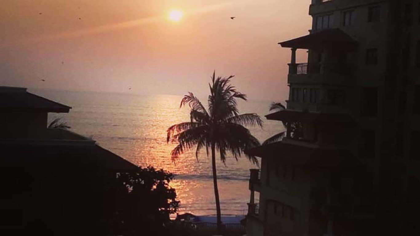 Foto Pantai Marbella Anyer