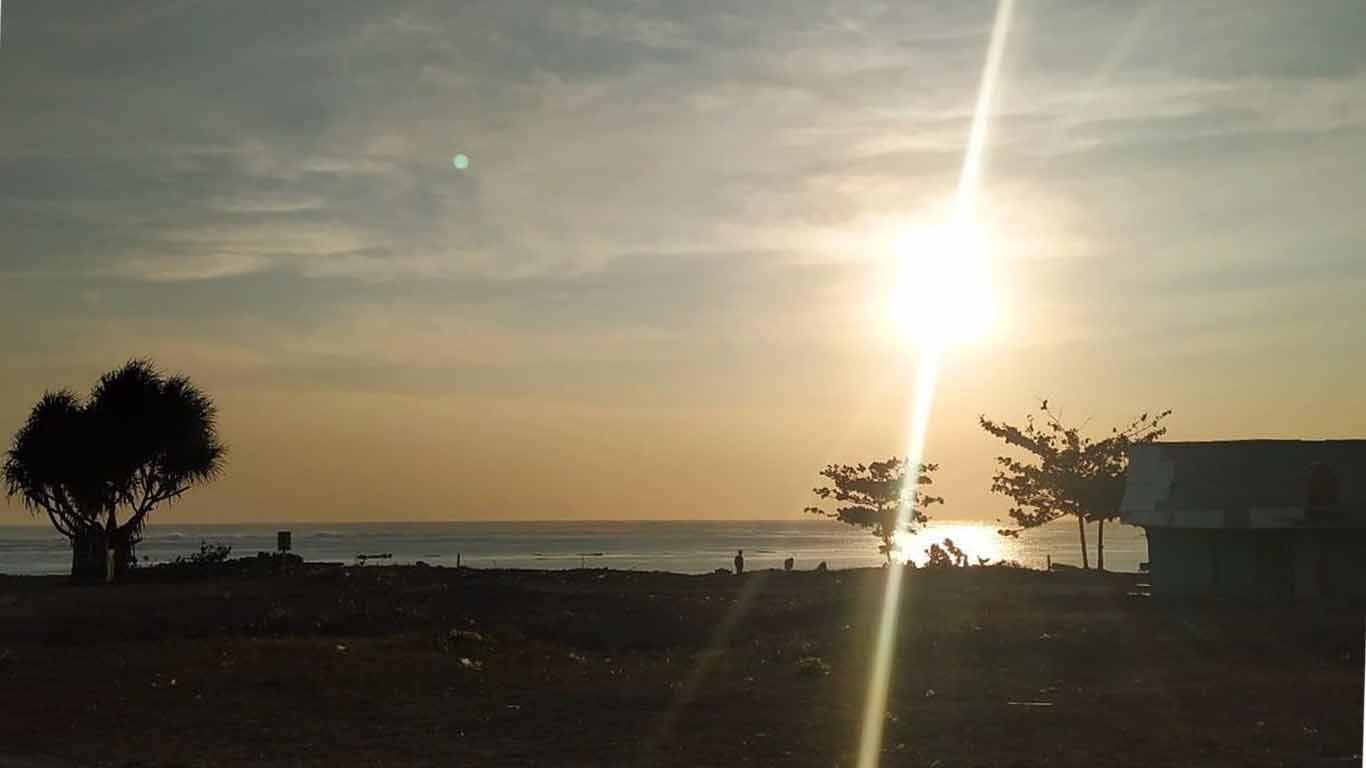 pantai cibuaya sukabumi